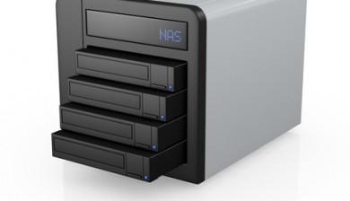 Datenrettung-NAS-Storage